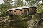 Lovejoy Covered Bridge, Maine