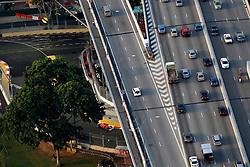 Motorsports / Formula 1: World Championship 2010, GP of Singapore, Singapore City Circuit, general view, 07 Felipe Massa (BRA, Scuderia Ferrari Marlboro),