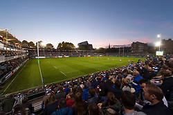 A general view of the Recreation Ground - Mandatory byline: Patrick Khachfe/JMP - 07966 386802 - 14/10/2017 - RUGBY UNION - The Recreation Ground - Bath, England - Bath Rugby v Benetton Rugby - European Rugby Champions Cup