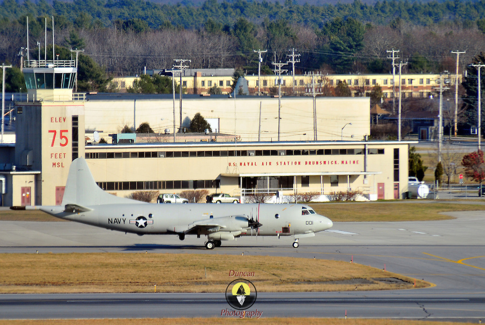 11/22/09 -- BRUNSWICK, Maine. VP26 will deploy it's last two planes next week. The squadron will deploy it's last two planes on Sunday, after Thanksgiving. Following the deployment, VP-26 will return to Jacksonville, Fla., because NAS Brunswick is slated to close in 2011.  VP-26 is the last squadron to leave NAS Brunswick. Photo by Roger S. Duncan