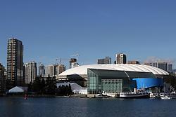 Olympic Winter Games Vancouver 2010 - Olympische Winter Spiele Vancouver 2010, BC Place Stadium, venue, Stadion, Halle, B.C. Place, Official Ceremonies Venue, Austragungsort der Er??ffnungszeremonie Photo by Malte Christians / HOCH ZWEI / SPORTIDA.com.