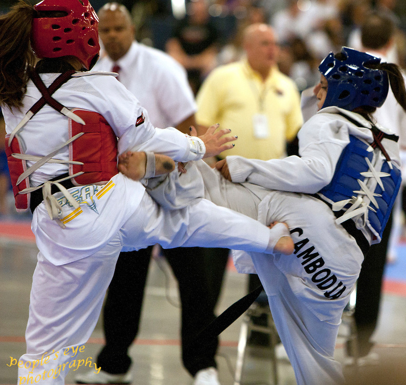 Tae Kwon Do national competition in Ft. Lauderdale, Florida July 2-7, 2012