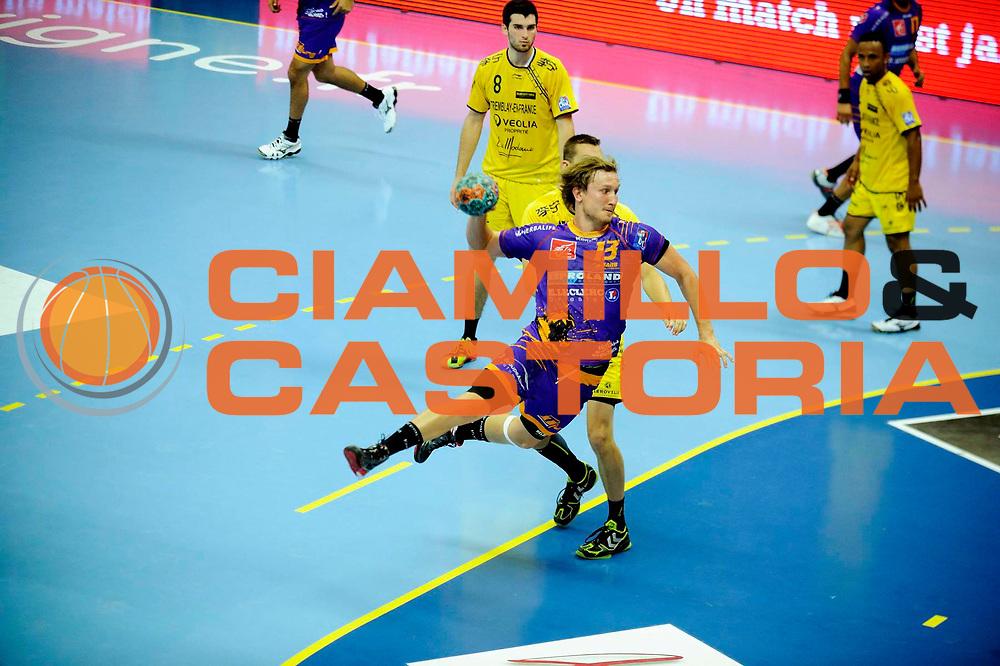 DESCRIZIONE : Handball Tournoi de Cesson Homme<br />GIOCATORE : AMAN Valentin<br />SQUADRA : Selestat<br />EVENTO : Tournoi de cesson<br />GARA : Tremblay Selestat<br />DATA : 07 09 2012<br />CATEGORIA : Handball Homme<br />SPORT : Handball<br />AUTORE : JF Molliere <br />Galleria : France Hand 2012-2013 Action<br />Fotonotizia : Tournoi de Cesson Homme<br />Predefinita :