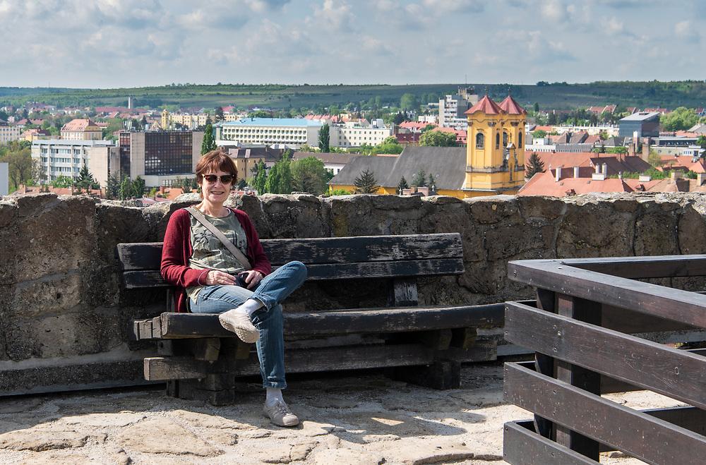 Haya at Eger castle