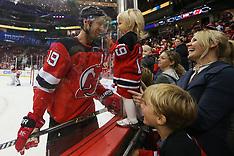 October 14, 2018: San Jose Sharks at New Jersey Devils