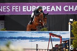 Alvarez Aznar Eduardo, ESP, Rokfeller de Pleville Bois Margot<br /> FEI European Jumping Championships - Goteborg 2017 <br /> © Hippo Foto - Dirk Caremans<br /> 24/08/2017,