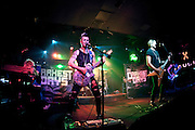 My Darkest Days performing at Piere's in Fort Wayne, IN on November 13, 2010