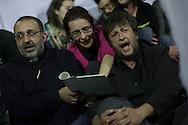 Ultimo saluto a don Andrea Gallo. Veglia. Genova, San Benedetto al Porto, 24 maggio 2013. Canti.