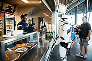 Mariners Star Wars Night at Safeco Field in Seattle, Washington, on Saturday, August 20, 2016.