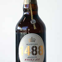 Launch of 1488 Whisky Ale by Tullibardine Distillery..<br /><br /><br />Picture by Graeme Hart.<br />Copyright Perthshire Picture Agency<br />Tel: 01738 623350  Mobile: 07990 594431