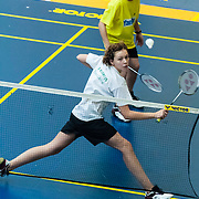 More Badminton