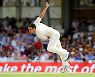 © SPORTZPICS /  Seconds Left Images 2009  - Mitchell Johnson bowls -   England v Australia - The Ashes 2009 - 5th npower Test  Match - Day 1 - 20/08/09 - The Brit Oval - London -  UK - All Rights Reserved