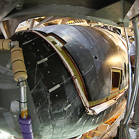 Space Shuttle Endeavour (OV-105) nosecone