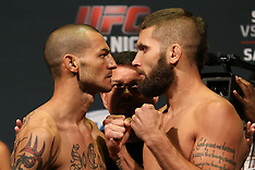 June 27, 2014: UFC Fight Night 44 Weigh-In
