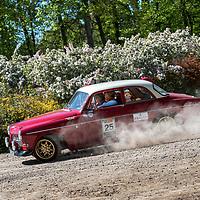 Car 25 Drexel Gillespie / Patricia Gillespie