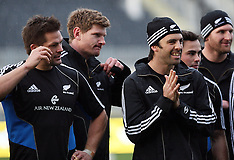 Christchurch-Rugby, New Zealand Captains Run