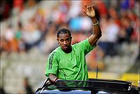 Friidrett<br /> IAAF Diamond League<br /> Brussel 16.09.2011<br /> Foto: PhotoNews/Digitalsport<br /> NORWAY ONLY<br /> <br /> Yohann Blake (JAM)
