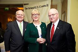 David  O'Sullivan, - Ireland-U.S. Council.<br /> Marie  O'Connor, - PwC<br /> Aidan Prendergast, Chief Executive<br />Cardinal Consulting Ltd.