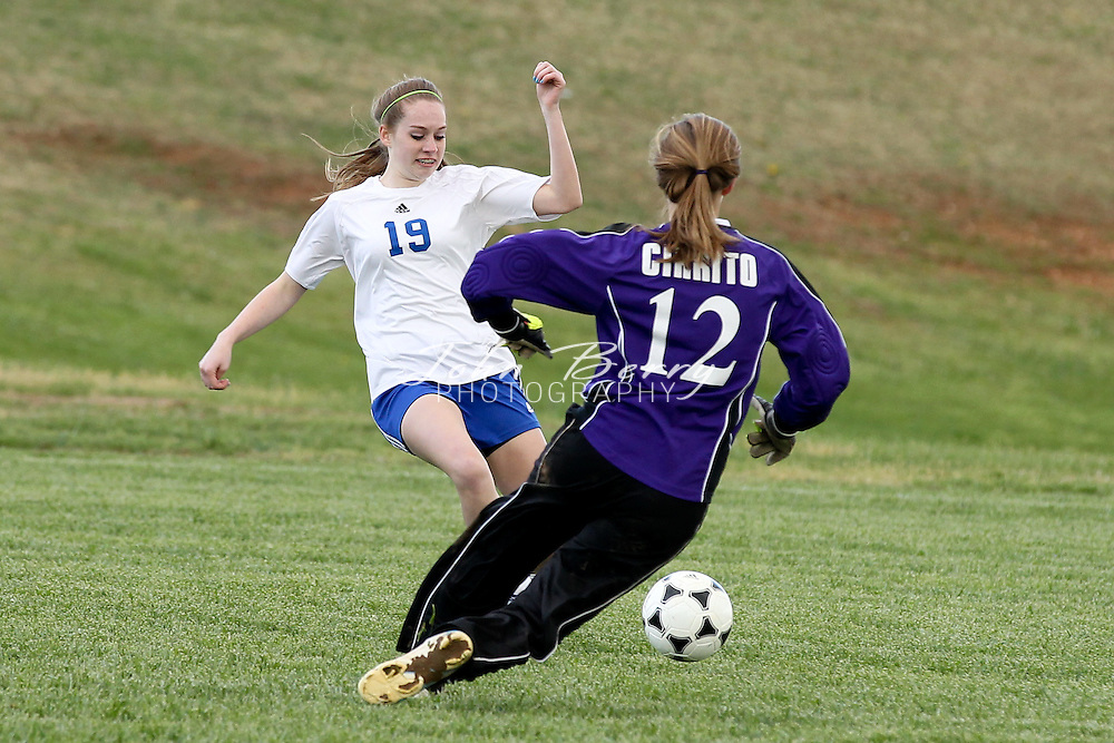 April/13/11:  MCHS Varsity Girls Soccer vs Manassas Park.  Madison wins 5-0.  First half goals by Lindsay Aldridge, Samantha Cubbage, and Lindsey Wheeler.  Second half goals by Maria Rincon and Lindsey Wheeler.
