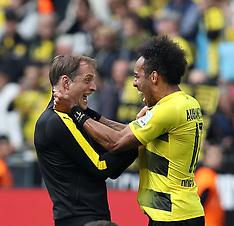 Borussia Dortmund vs SV Werder Bremen - 20 May 2017