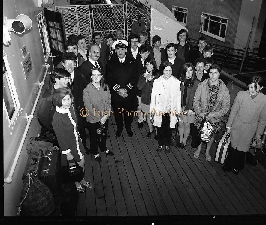 Gael Linn Debating Competition Winners.27/05/1970