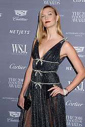 November 2, 2016 - New York, New York, USA - Karlie Kloss attends the WSJ Magazine Innovator Awards 2016 at Museum of Modern Art on November 2, 2016 in New York City. (Credit Image: © Future-Image via ZUMA Press)