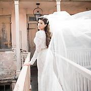 Alyssa Bridal Samples