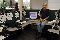 Feature on start up companies that ask their employees to have their own web companies, July 30, 2000. Photo by Andrew Parsons / i-images..