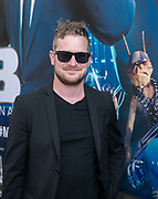 2019, June 17. Pathe ArenA, Amsterdam, the Netherlands. Tom Afman at the dutch premiere of Men In Black International.