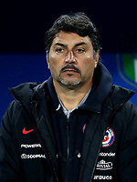 International Women's Friendly Matchs 2019 / <br /> Italy vs Chile 2-1 ( Carlo Castellani Stadium - Empoli,Italy ) - <br /> Jose Antonio Letelier - DT of Chile