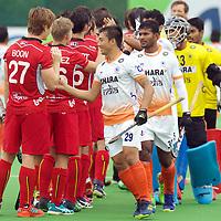 170810 Belgium vs India