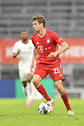 Thomas Müller (Bayern), Einzelaktion during the Bayern Munich vs Eintracht Frankfurt, German Cup Semi-Final at Allianz Arena, Munich, Germany on 10 June 2020.