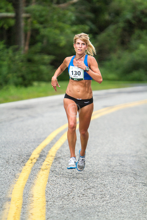 Beach to Beacon 10K road race: Sheri Piers