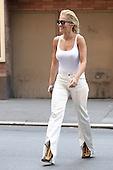 Rita Ora Out in New York