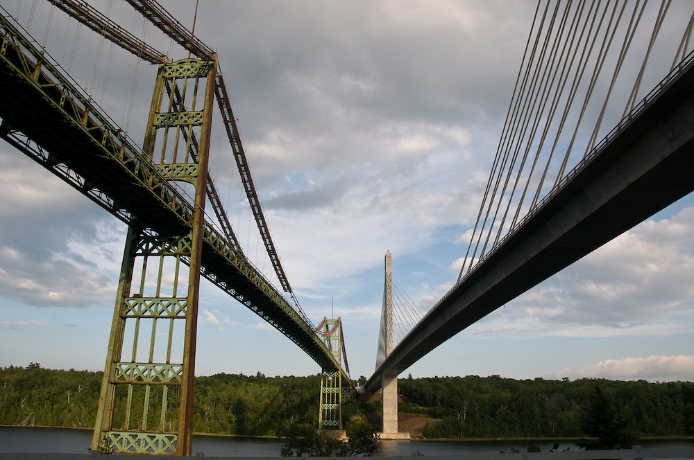 Penobscot Narrows in Bucksport ME