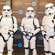 NLD/Amsterdam/20151215 - première van STAR WARS: The Force Awakens!, Sandtroopers