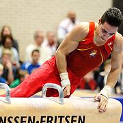 NLD/Nijverdal/20160305 - Turninterland Nederland - Spanje, Andres Martin