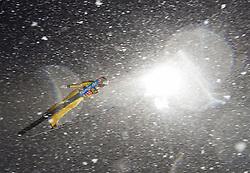 30.12.2011, Schattenbergschanze / Erdinger Arena, GER, Vierschanzentournee, FIS Weldcup, Wettkampf, Ski Springen, im Bild Maximilian Mechler (GER) // Maximilian Melcher of Germany during the competition of FIS World Cup Ski Jumping in Oberstdorf, Germany on 2011/12/30. EXPA Pictures © 2011, PhotoCredit: EXPA/ P.Rinderer
