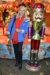 ANNEKA RICE at the Hyde Park Winter Wonderland - VIP Preview Night, Hyde Park, London on 17th November 2016.