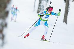 Miha Dovzan of Slovenia during Slovenian National Cup in Biathlon, on December 30, 2017 in Rudno polje, Pokljuka, Slovenia. Photo by Ziga Zupan / Sportida