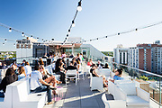 Quirk Hotel | 3north | Richmond, Virginia