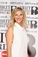 The BRIT Awards 2014<br /> Wednesday, February 19, 2014 (Photo/John Marshall JM Enternational)