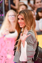 June 18, 2017 - Toronto, Ontario, Canada - SHENAE GRIMES-BEECH arrives at the 2017 iHeartRADIO MuchMusic Video Awards at MuchMusic HQ on June 18, 2017 in Toronto (Credit Image: © Igor Vidyashev via ZUMA Wire)