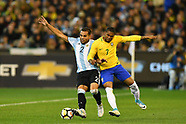 Melbourne - Argentina v Brazil 9th June 2017
