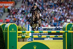 GUERY Jérome (BEL), Quel Homme de Hus <br /> Aachen - CHIO 2019<br /> Rolex Grand Prix 2. Umlauf<br /> Teil des Rolex Grand Slam of Show Jumping, Der Große Preis von Aachen. Springprüfung mit zwei Umläufen und Stechen <br /> 21. Juli 2019<br /> © www.sportfotos-lafrentz.de/Stefan Lafrentz