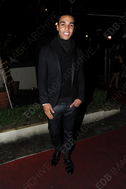 09.DECEMBER.2012. LONDON<br /> <br /> LUCIEN LAVISCOUNT AT THE X-FACTOR FINAL AFTERPARTY AT BIJOUS NIGHT CLUB IN MANCHESTER.<br /> <br /> BYLINE: EDBIMAGEARCHIVE.CO.UK<br /> <br /> *THIS IMAGE IS STRICTLY FOR UK NEWSPAPERS AND MAGAZINES ONLY*<br /> *FOR WORLD WIDE SALES AND WEB USE PLEASE CONTACT EDBIMAGEARCHIVE - 0208 954 5968*