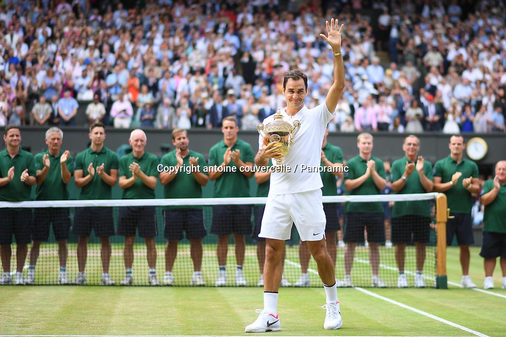 Roger Federer (Sui) def Marin Cilic (Cro)