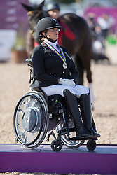 Philipp Elke, GER<br /> D1 FEI Grand Prix - Team Competition<br /> FEI European Para Dressage Championships - Goteborg 2017 <br /> © Hippo Foto - Dirk Caremans<br /> 22/08/2017,