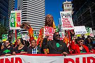 Oakland Teachers Strike Day 1