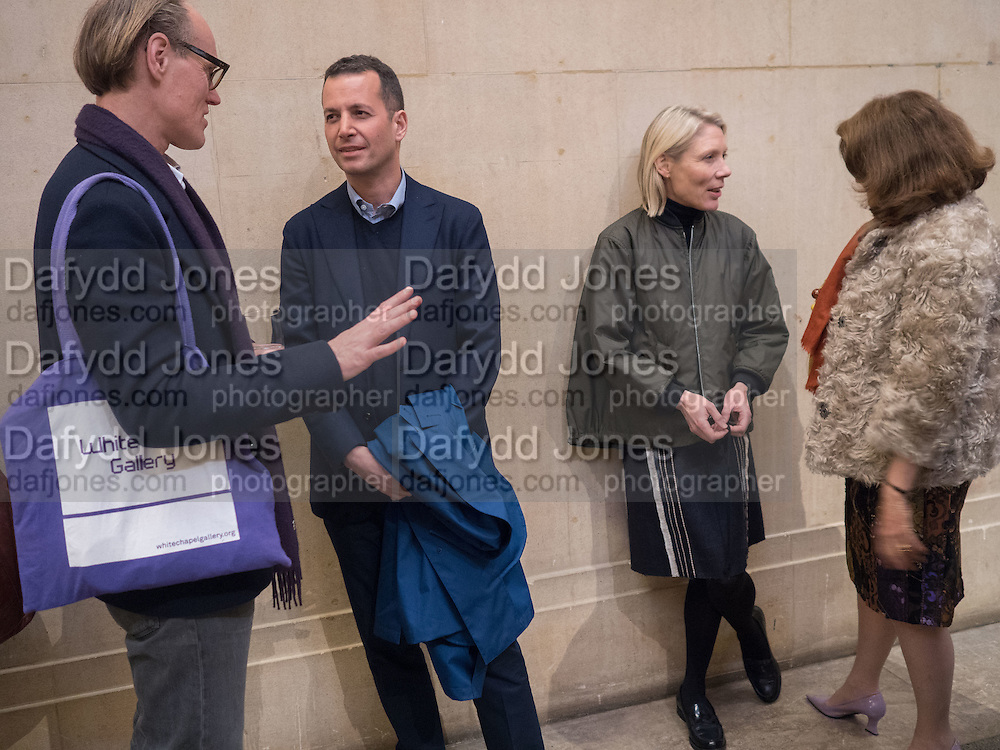 WILL GOMHERTZ; MATTHEW SLOTOVER; EMILY KING; JILL RITBLAT, Historical Dances in an  antique setting., Pable Bronstein. Annual Tate Britain Duveens commission.  London. 25 April 2016